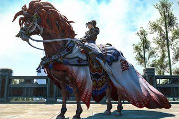 赤兎馬:モグステーションで購入できるマウント
