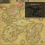 オウルベア - アジス・ラーの敵生息場所とドロップ素材(FF14 敵素材マップ:蒼天エリア)