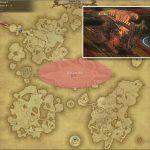 スフィンクス - アジス・ラーの敵生息場所とドロップ素材(FF14 敵素材マップ:蒼天エリア)