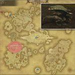 メラシディアン・ドラゴン - アジス・ラーの敵生息場所とドロップ素材(FF14 敵素材マップ:蒼天エリア)