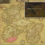 メラシディアン・ヴィーヴル - アジス・ラーの敵生息場所とドロップ素材(FF14 敵素材マップ:蒼天エリア)