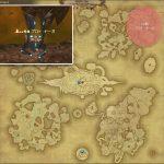 プロト・ナーガ - アジス・ラーの敵生息場所とドロップ素材(FF14 敵素材マップ:蒼天エリア)
