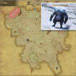 ヴィンドスルス - クルザス西部高地の敵生息場所とドロップ素材(FF14 敵素材マップ:蒼天エリア)オーガの角