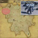 アイスコマンダー - クルザス西部高地の敵生息場所とドロップ素材(FF14 敵素材マップ:蒼天エリア)
