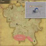 アイスゾブラン - クルザス西部高地の敵生息場所とドロップ素材(FF14 敵素材マップ:蒼天エリア)