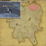 インランド・トゥルスス - クルザス西部高地の敵生息場所とドロップ素材(FF14 敵素材マップ:蒼天エリア)