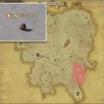 ディープアイ - クルザス西部高地の敵生息場所とドロップ素材(FF14 敵素材マップ:蒼天エリア)ディープアイの涙