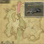 ベロジナ・サルコスクス - ギラバニア辺境地帯の敵生息場所とドロップ素材(FF14 敵素材マップ:紅蓮エリア)