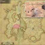 ブロウ・アントリオン - ギラバニア辺境地帯の敵生息場所とドロップ素材(FF14 敵素材マップ:紅蓮エリア)