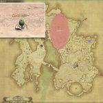 スピナー - ギラバニア辺境地帯の敵生息場所とドロップ素材(FF14 敵素材マップ:紅蓮エリア)