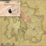 フォーパー - ギラバニア辺境地帯の敵生息場所とドロップ素材(FF14 敵素材マップ:紅蓮エリア)