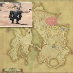 ダスト・ダラ - ギラバニア辺境地帯の敵生息場所とドロップ素材(FF14 敵素材マップ:紅蓮エリア)