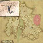 カリヤナ・シュードラ - ギラバニア辺境地帯の敵生息場所とドロップ素材(FF14 敵素材マップ:紅蓮エリア)