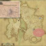トレンチ・アントリオン - ギラバニア辺境地帯の敵生息場所とドロップ素材(FF14 敵素材マップ:紅蓮エリア)