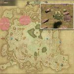ソルト・アニラ - ギラバニア湖畔地帯の敵生息場所とドロップ素材(FF14 敵素材マップ:紅蓮エリア)