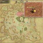 ロッホ・リーチ - ギラバニア湖畔地帯の敵生息場所とドロップ素材(FF14 敵素材マップ:紅蓮エリア)
