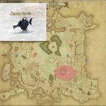 ヴェパル - ギラバニア湖畔地帯の敵生息場所とドロップ素材(FF14 敵素材マップ:紅蓮エリア)