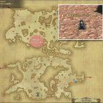 キキルン・ミートイーター - ギラバニア山岳地帯の敵生息場所とドロップ素材(FF14 敵素材マップ:紅蓮エリア)