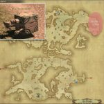 マーブル・ウロリス - ギラバニア山岳地帯の敵生息場所とドロップ素材(FF14 敵素材マップ:紅蓮エリア)