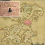 キキルン・ミートカッター - ギラバニア山岳地帯の敵生息場所とドロップ素材(FF14 敵素材マップ:紅蓮エリア)