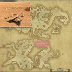 トゥルーグリフィン - ギラバニア山岳地帯の敵生息場所とドロップ素材(FF14 敵素材マップ:紅蓮エリア)
