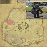 マタンガ - アジムステップの敵生息場所とドロップ素材(FF14 敵素材マップ:紅蓮エリア)