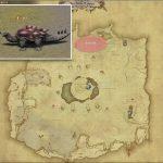 マタマタ - アジムステップの敵生息場所とドロップ素材(FF14 敵素材マップ:紅蓮エリア)