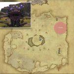 ブルボル - アジムステップの敵生息場所とドロップ素材(FF14 敵素材マップ:紅蓮エリア)