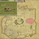 ステップ・ガーダン - アジムステップの敵生息場所とドロップ素材(FF14 敵素材マップ:紅蓮エリア)