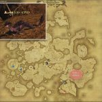 ミスト・ビアスト - ドラヴァニア雲海の敵生息場所とドロップ素材(FF14 敵素材マップ:蒼天エリア)ビアストの鱗