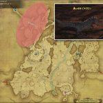 ビネガロン - 高地ドラヴァニアの敵生息場所とドロップ素材(FF14 敵素材マップ:蒼天エリア)