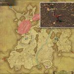ガッリミムス - 高地ドラヴァニアの敵生息場所とドロップ素材(FF14 敵素材マップ:蒼天エリア)