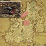 ドラヴァニアン・エイビス - 高地ドラヴァニアの敵生息場所とドロップ素材(FF14 敵素材マップ:蒼天エリア)