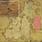 フェザーフリー - 高地ドラヴァニアの敵生息場所とドロップ素材(FF14 敵素材マップ:蒼天エリア)