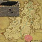 グナース・ファイアドローン - 高地ドラヴァニアの敵生息場所とドロップ素材(FF14 敵素材マップ:蒼天エリア)