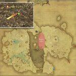 ダムゼルフライ - 低地ドラヴァニアの敵生息場所とドロップ素材(FF14 敵素材マップ:蒼天エリア)