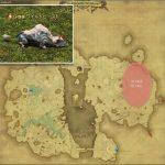 ワイルドビースト - 低地ドラヴァニアの敵生息場所とドロップ素材(FF14 敵素材マップ:蒼天エリア)