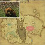 ラーテル - 低地ドラヴァニアの敵生息場所とドロップ素材(FF14 敵素材マップ:蒼天エリア)