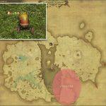 ビフェリケラス - 低地ドラヴァニアの敵生息場所とドロップ素材(FF14 敵素材マップ:蒼天エリア)