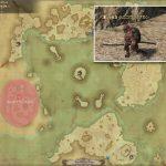 ベニコウラ・ブカン - 紅玉海の敵生息場所とドロップ素材(FF14 敵素材マップ:紅蓮エリア)