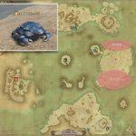 ウンキウ - 紅玉海の敵生息場所とドロップ素材(FF14 敵素材マップ:紅蓮エリア)
