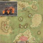 ガサメ - 紅玉海の敵生息場所とドロップ素材(FF14 敵素材マップ:紅蓮エリア)