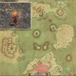 ゴクノ・アナラ - 紅玉海の敵生息場所とドロップ素材(FF14 敵素材マップ:紅蓮エリア)