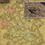 アバラシア・カイト - アバラシア雲海の敵生息場所とドロップ素材(FF14 敵素材マップ:蒼天エリア)