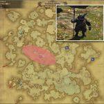 ヴクロイ・ブンド - アバラシア雲海の敵生息場所とドロップ素材(FF14 敵素材マップ:蒼天エリア)