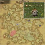 ワイリー・パイッサ - アバラシア雲海の敵生息場所とドロップ素材(FF14 敵素材マップ:蒼天エリア)