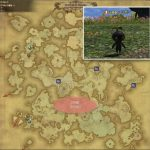 コリガン - アバラシア雲海の敵生息場所とドロップ素材(FF14 敵素材マップ:蒼天エリア)