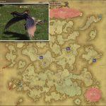 アンズー - アバラシア雲海の敵生息場所とドロップ素材(FF14 敵素材マップ:蒼天エリア)