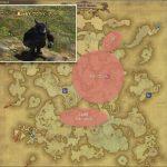 ヴクライ・ブンド - アバラシア雲海の敵生息場所とドロップ素材(FF14 敵素材マップ:蒼天エリア)