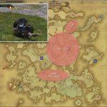 ナツライ・ブンド - アバラシア雲海の敵生息場所とドロップ素材(FF14 敵素材マップ:蒼天エリア)